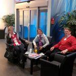 Impressionen von der 'Welcome Home 2013', Di., den 26.11.2013 im 'Studio 44' in Wien